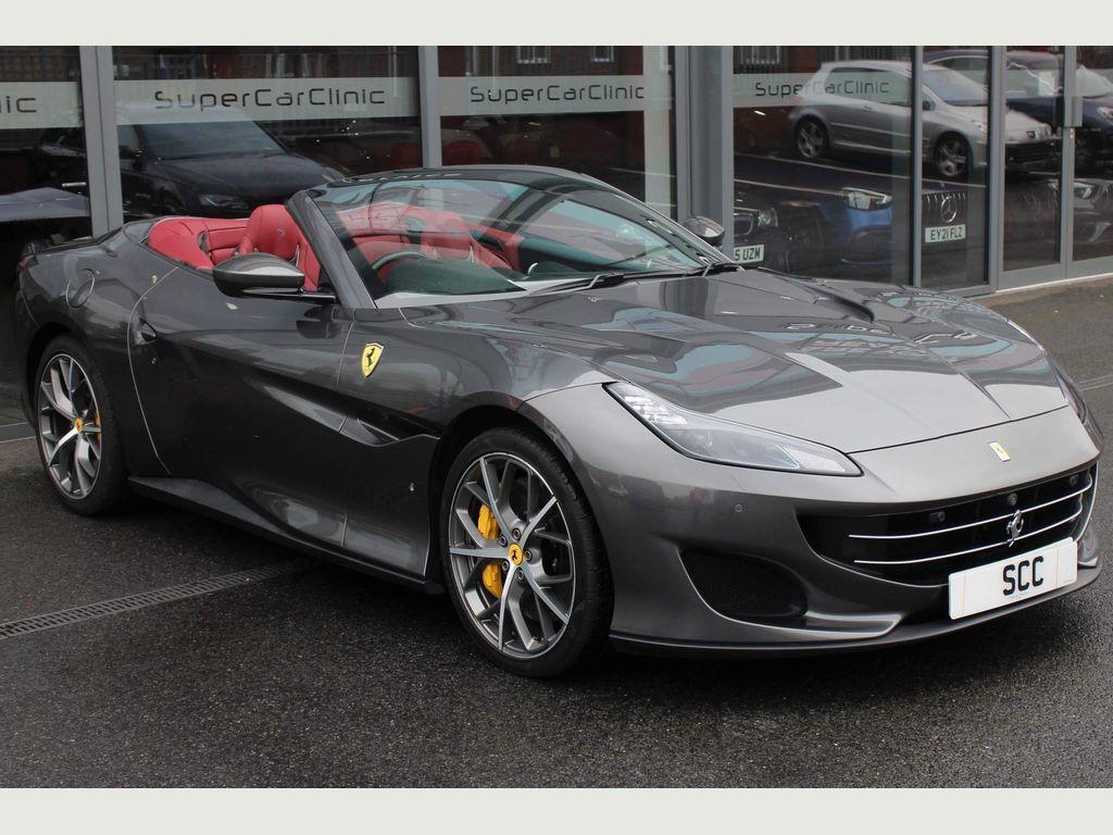 Ferrari Portofino Convertible 3.8T V8 F1 DCT (s/s) 2dr