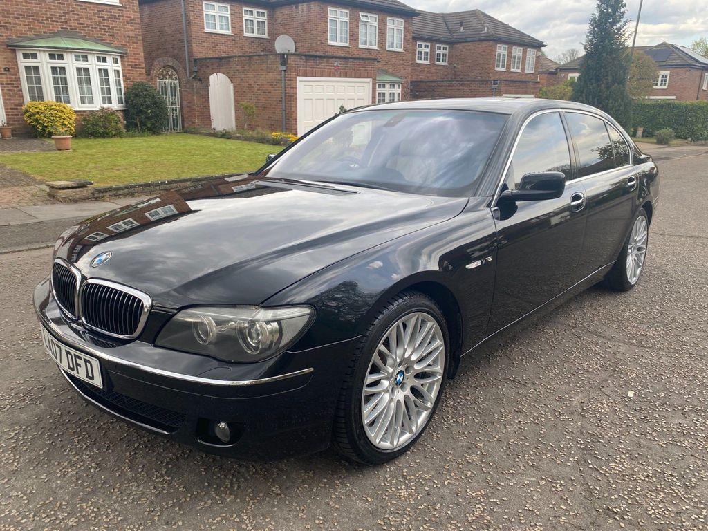 BMW 7 Series Saloon 6.0 760Li V12 4dr