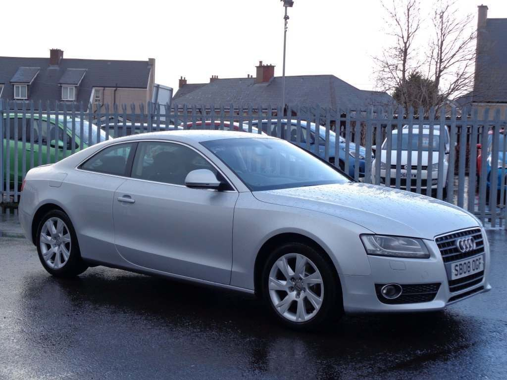 Audi A5 Coupe 2.7 TDI Multitronic 2dr