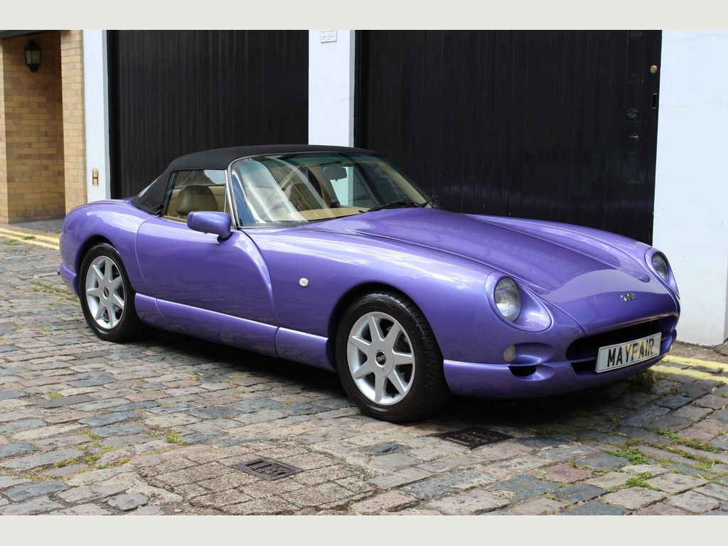 TVR CHIMAERA Convertible 5.0 2dr