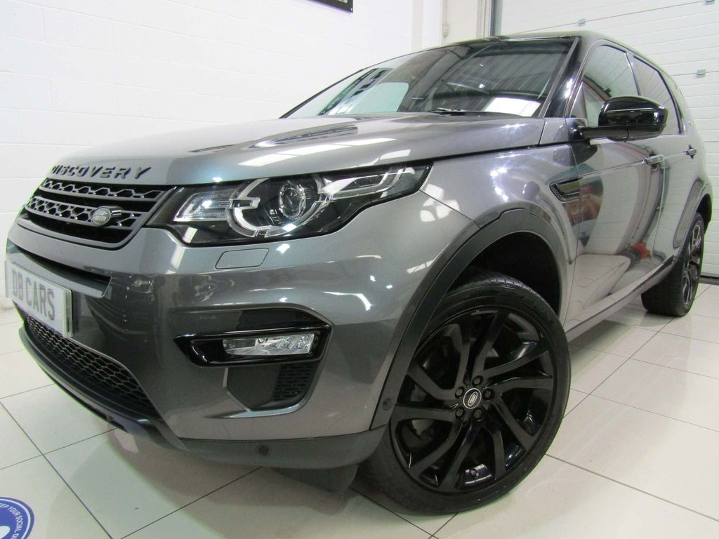 Land Rover Discovery Sport SUV 2.0 TD4 HSE Luxury Auto 4WD (s/s) 5dr
