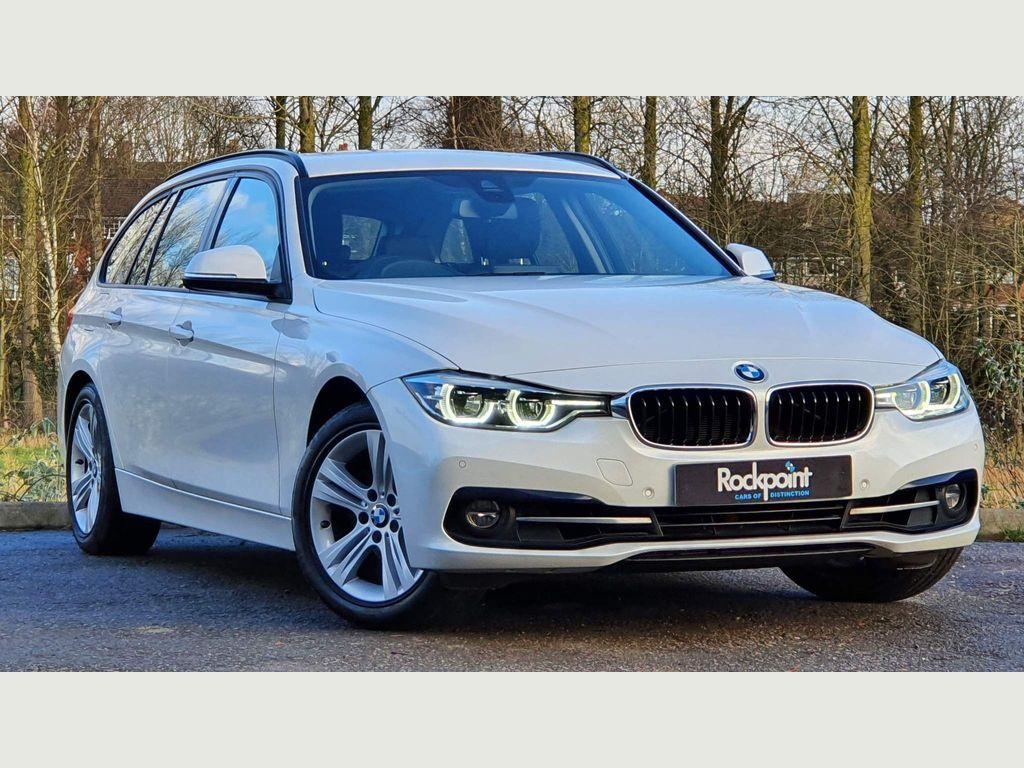 BMW 3 Series Estate 2.0 320i Sport Touring (s/s) 5dr