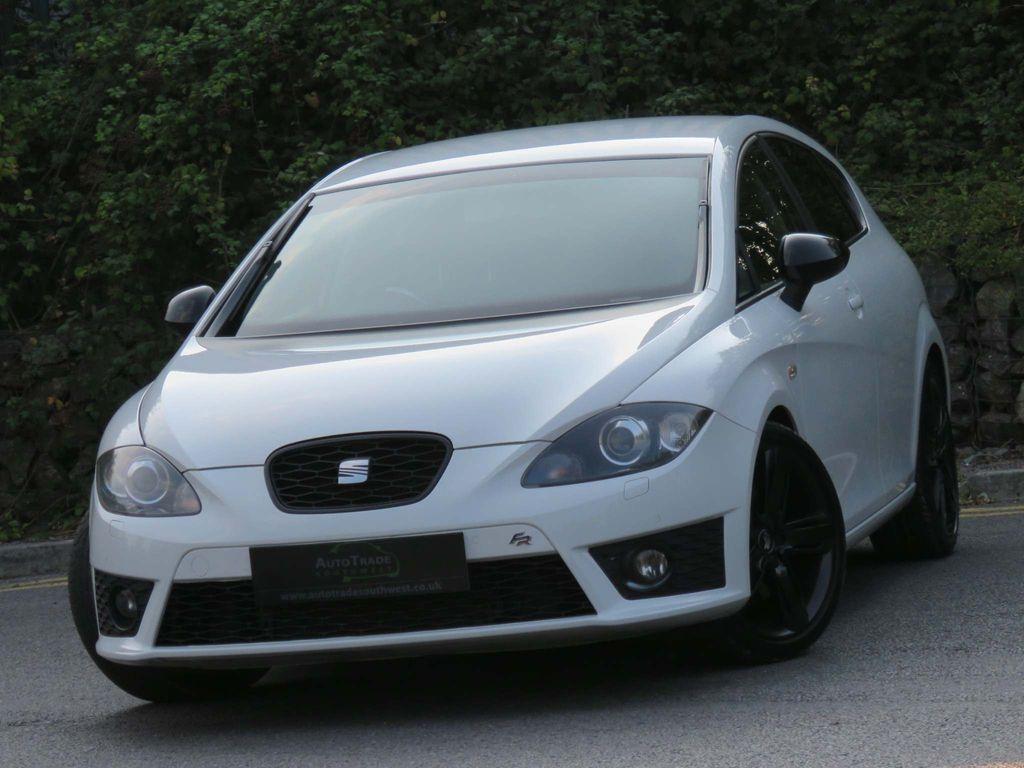 SEAT Leon Hatchback 2.0 TDI CR CR FR+ 5dr