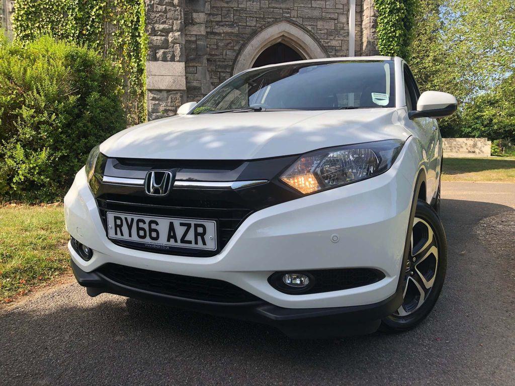 Honda HR-V SUV 1.6 i-DTEC SE (s/s) 5dr
