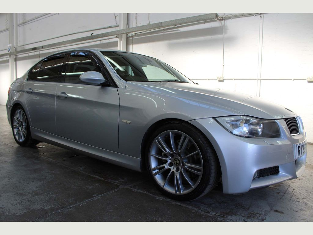 BMW 3 Series Saloon 3.0 330d M Sport 4dr