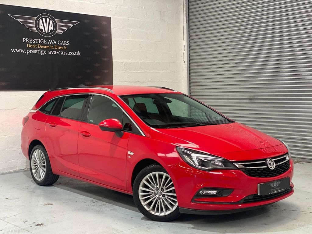 Vauxhall Astra Estate 1.6 CDTi Elite Nav Sports Tourer Auto 5dr