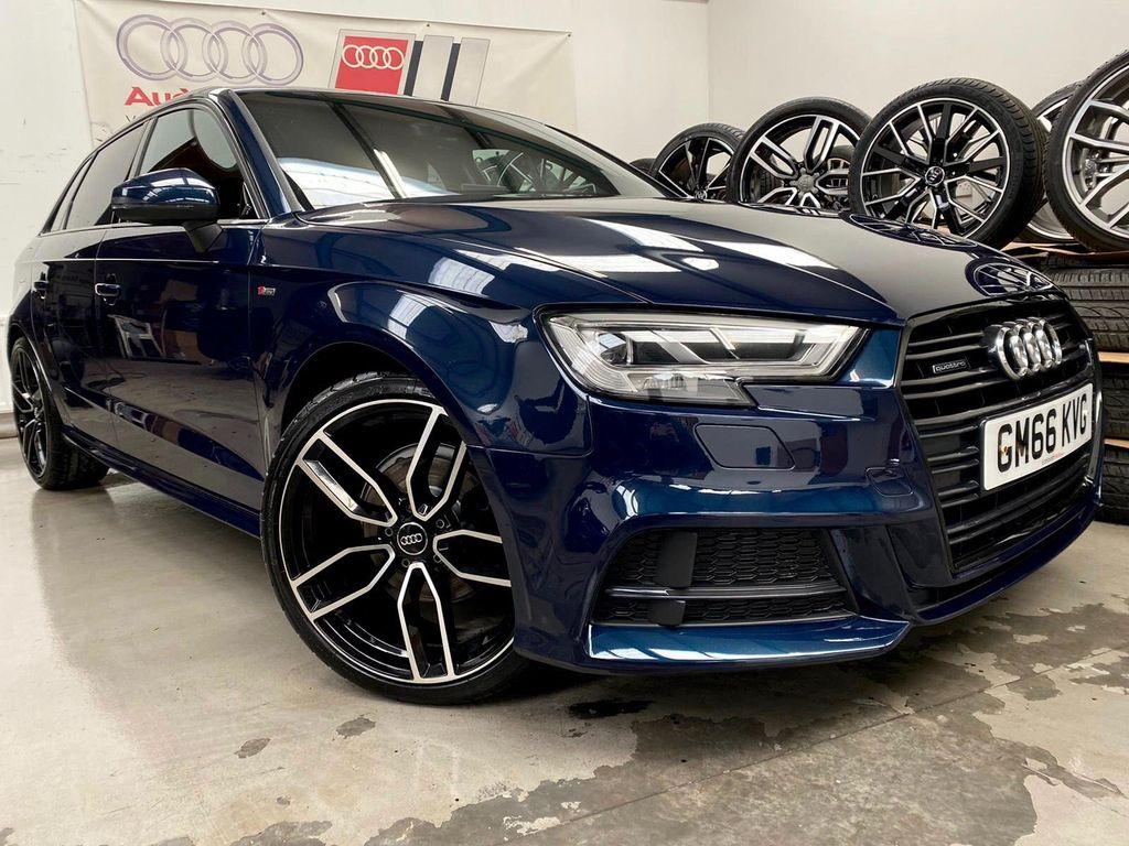 Audi A3 Hatchback 2.0 TDI S line Sportback quattro (s/s) 5dr