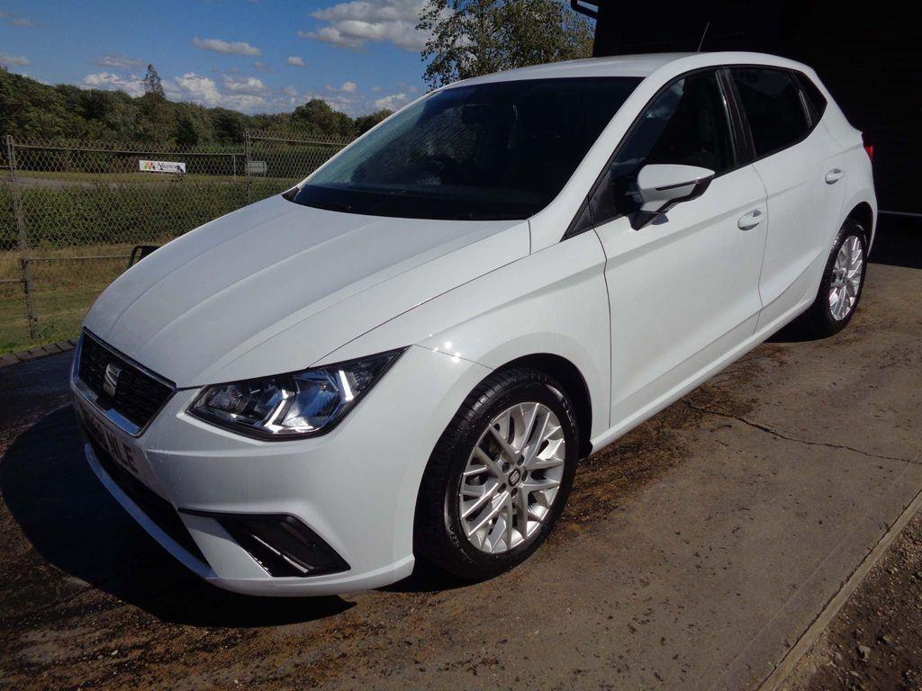SEAT Ibiza Hatchback 1.0 MPI SE Technology (s/s) 5dr GPF