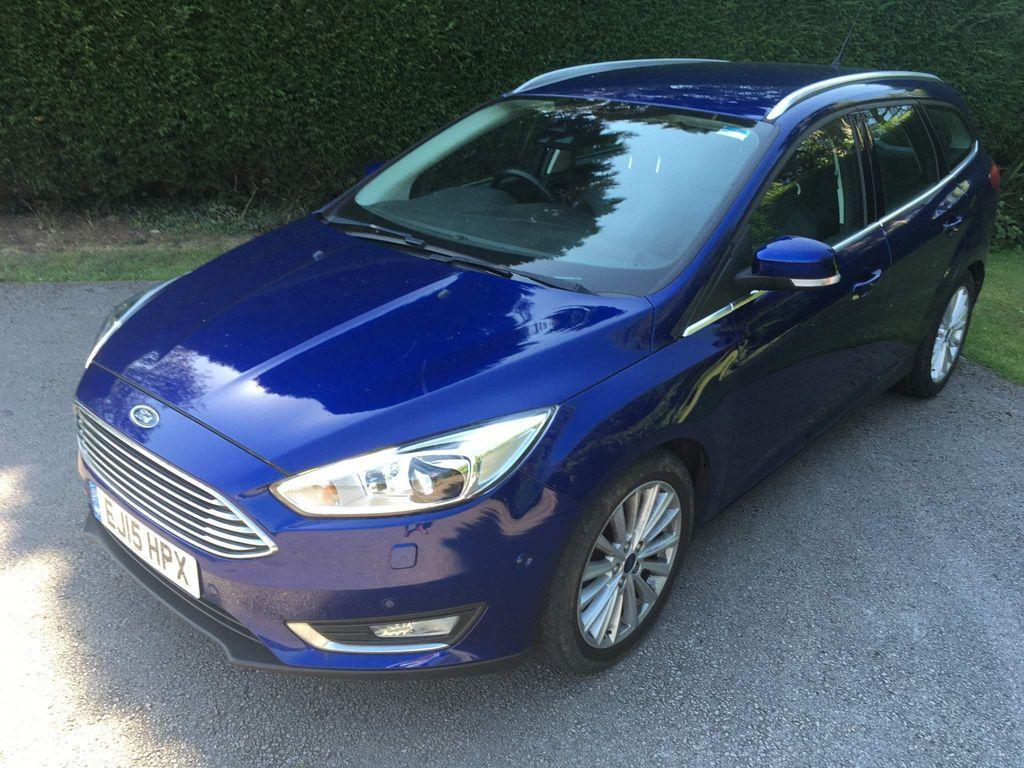 Ford Focus Estate 1.0T EcoBoost Titanium X (s/s) 5dr