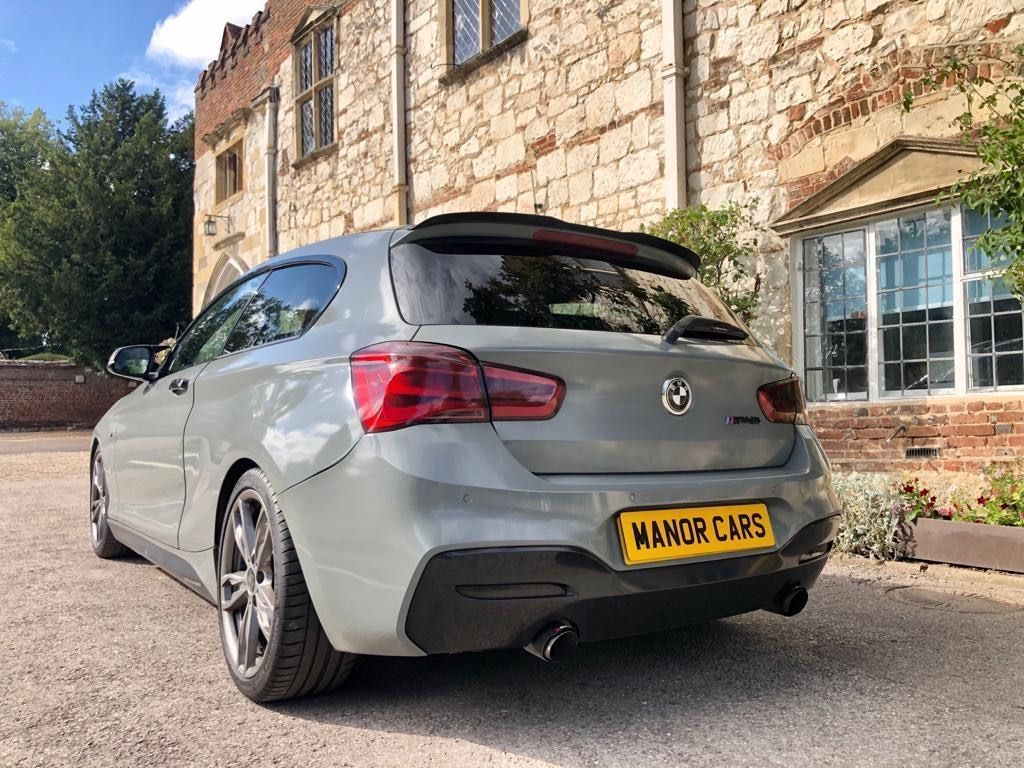 Used Bmw 1 Series Hatchback 3 0 M140i Auto S S 3dr In High Wycombe Buckinghamshire Manor Cars High Wycombe Ltd