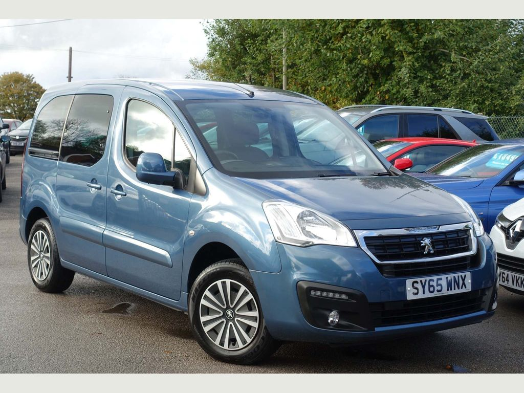 Peugeot Partner Tepee MPV 1.6 BlueHDi Active (s/s) 5dr