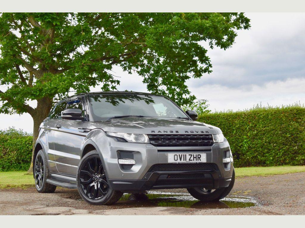 Land Rover Range Rover Evoque Coupe 2.2 SD4 Dynamic 4X4 3dr