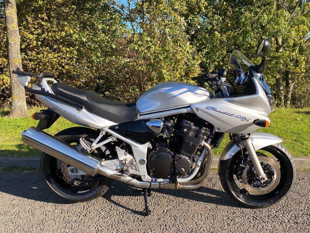 Suzuki Bandit 1200 Sports Tourer GSF1200 S Bandit