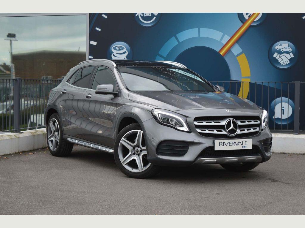 Mercedes-Benz GLA Class SUV 2.1 GLA220d AMG Line (Premium Plus) 7G-DCT 4MATIC (s/s) 5dr