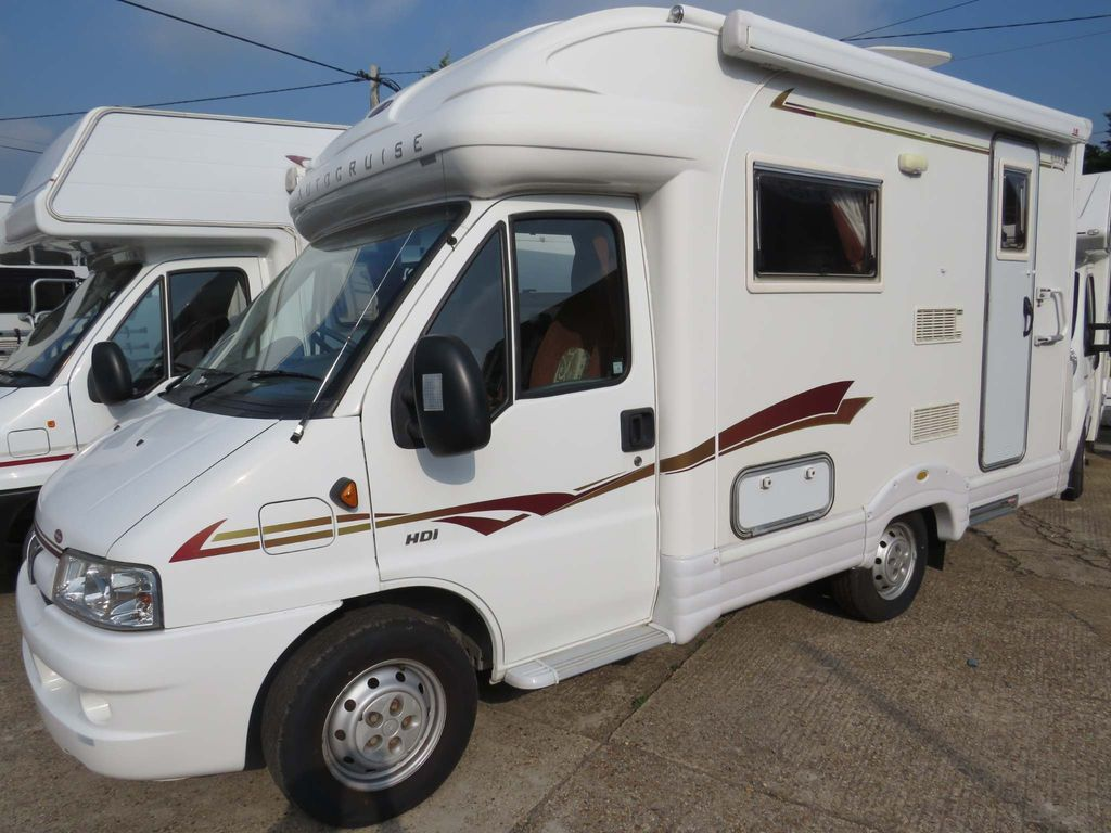 Autocruise Starfire Unlisted **SORRY NOW SOLD**