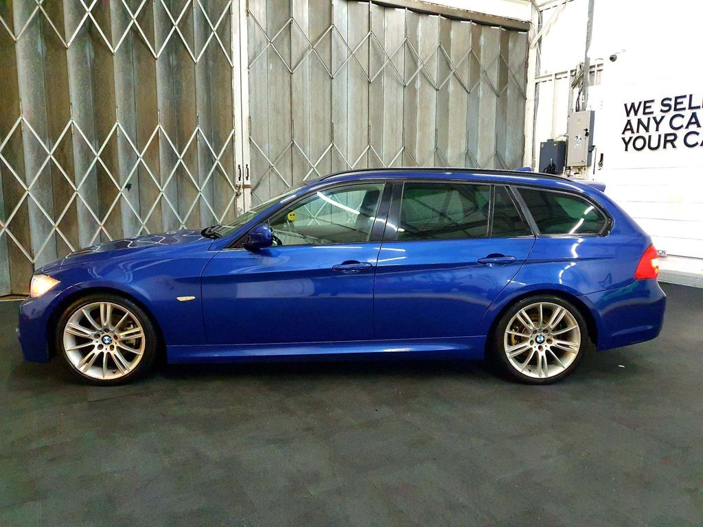 BMW 3 Series Estate 2.0 318i M Sport Touring 5dr