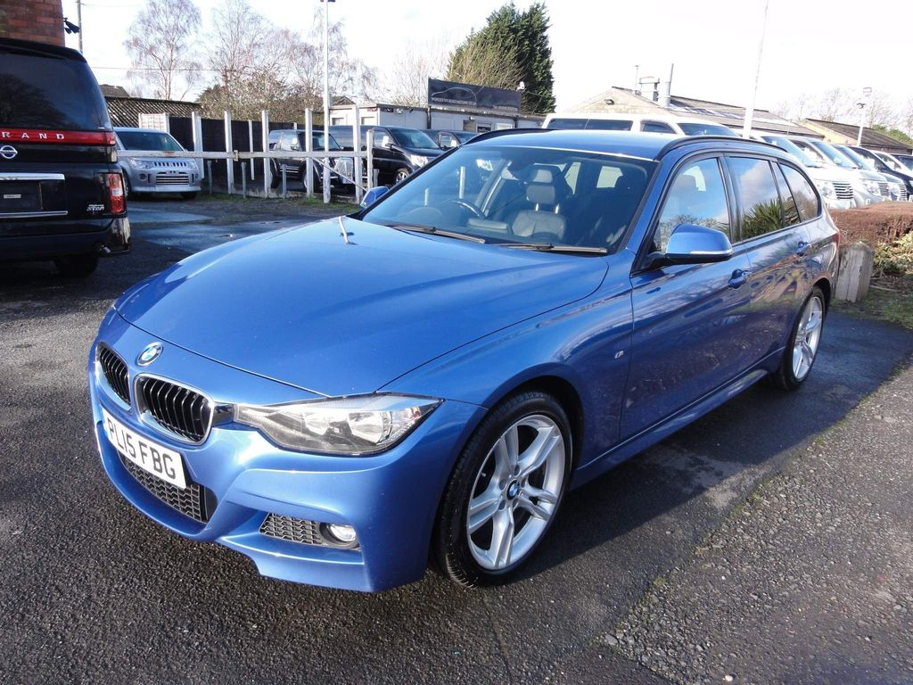 BMW 3 Series Estate 2.0 320i M Sport Touring (s/s) 5dr