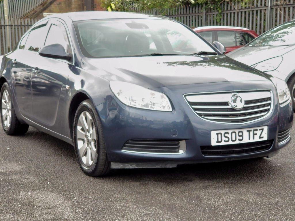 Vauxhall Insignia Hatchback 2.0 CDTi 16v SE 5dr