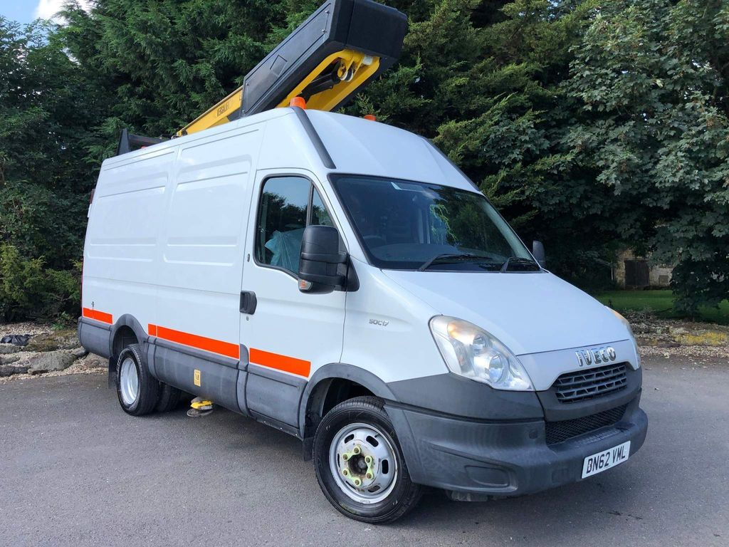 Iveco Daily Specialist Vehicle 3.0 45C17 14M CHERRY PICKER