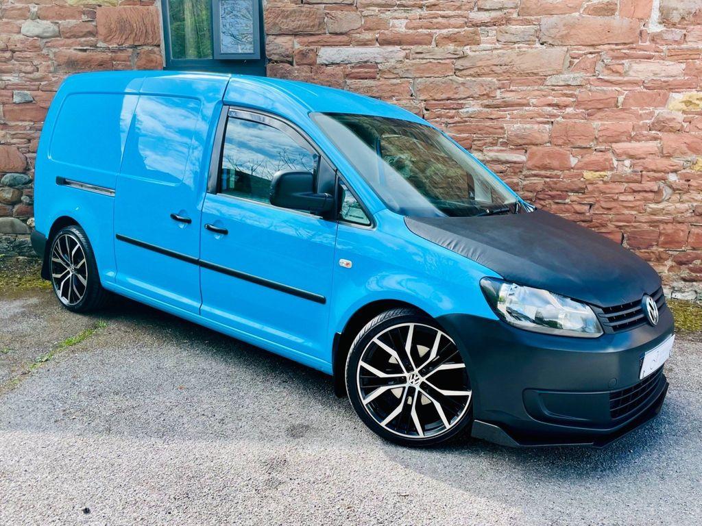 Volkswagen Caddy Maxi Panel Van 1.6 TDI C20 Maxi Panel Van 5dr