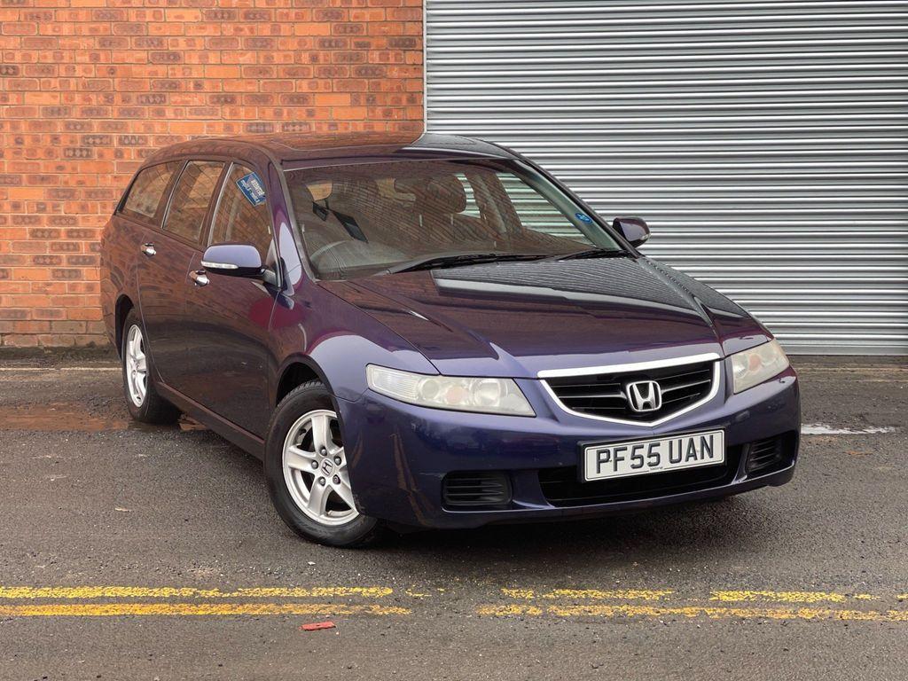 Honda Accord Estate 2.0 i-VTEC SE Tourer 5dr