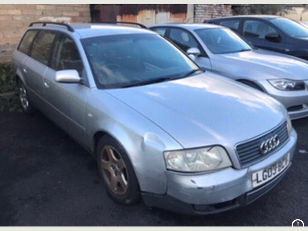 Audi A6 Avant Estate 1.8 T SE CVT 5dr