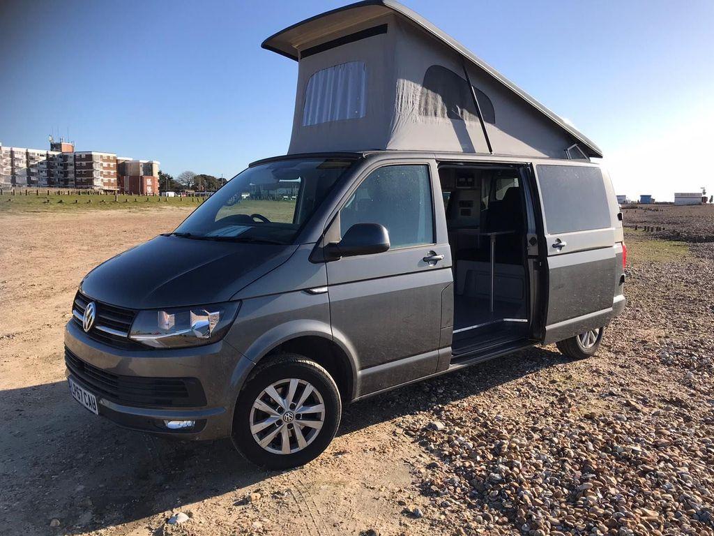 Volkswagen Transporter Campervan campervan