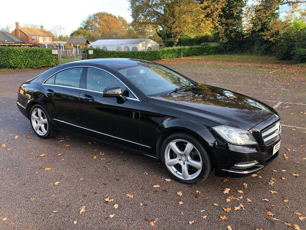 Mercedes-Benz CLS Coupe 3.0 CLS350 BlueEFFICIENCY Coupe 7G-Tronic Plus 4dr