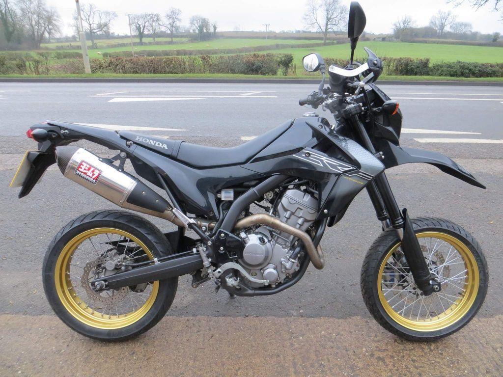 Honda CRF250M Super Moto 250