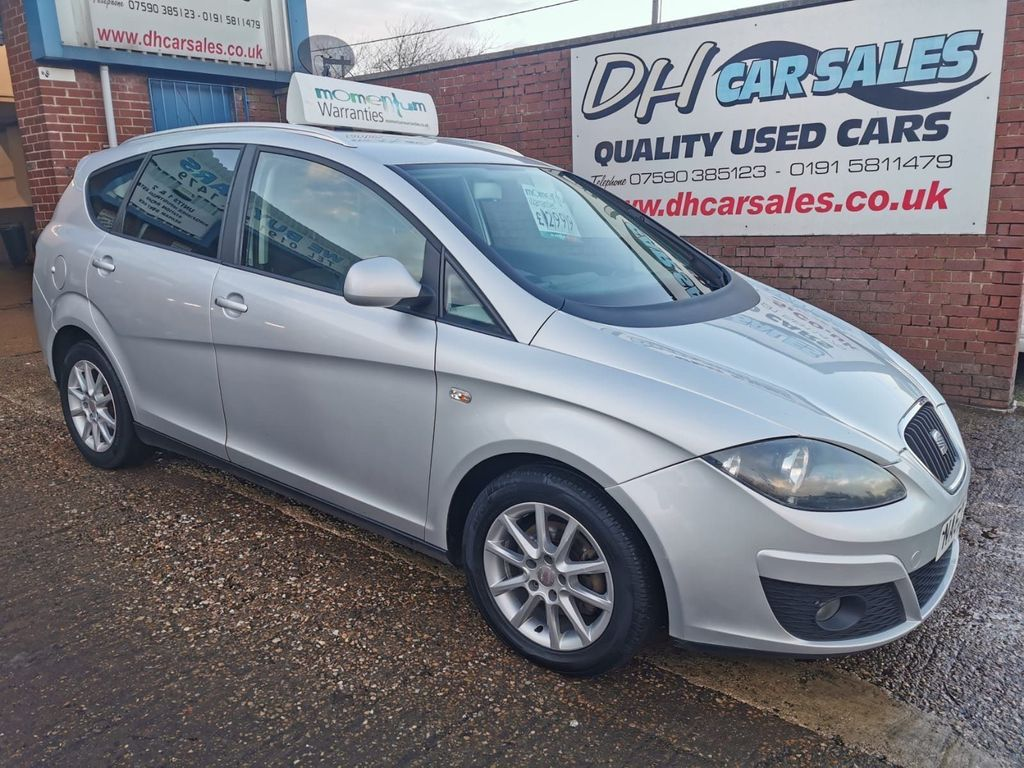 SEAT Altea XL MPV 1.6 TDI Ecomotive CR SE 5dr