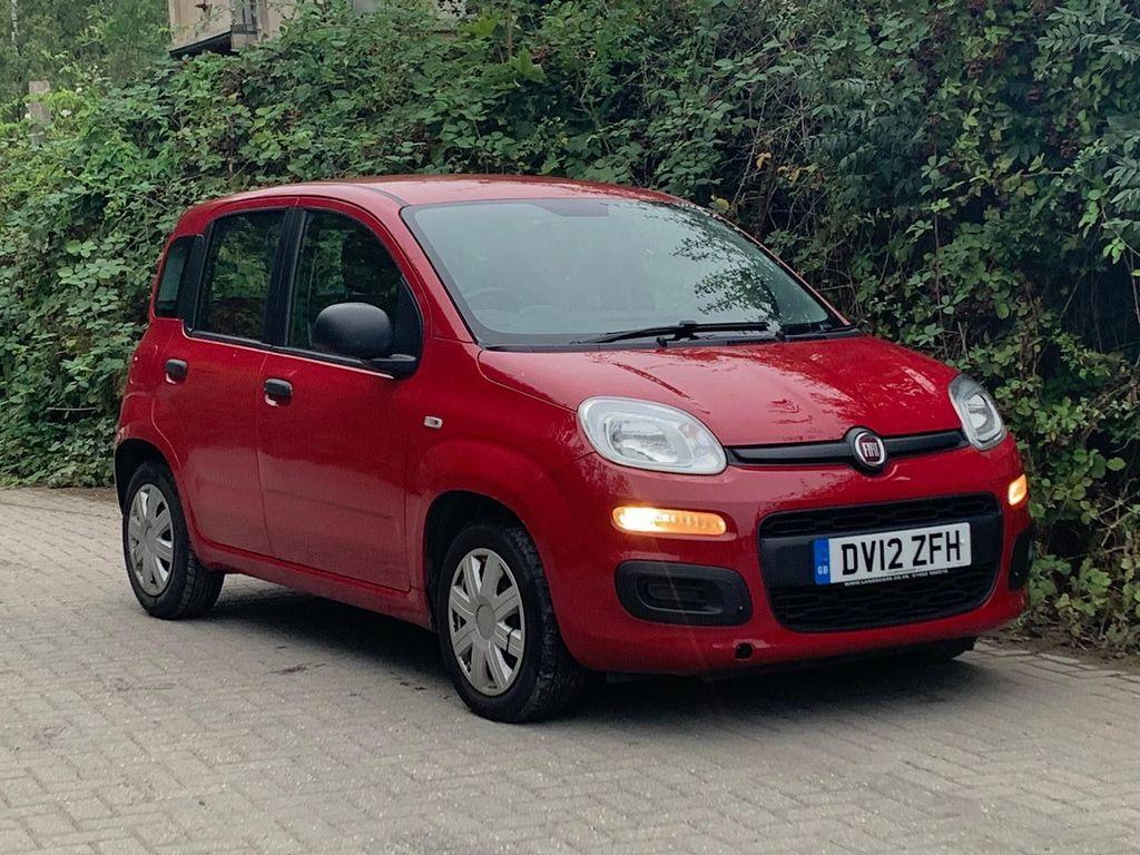 Fiat Panda Hatchback 1.3 MultiJet Pop (s/s) 5dr