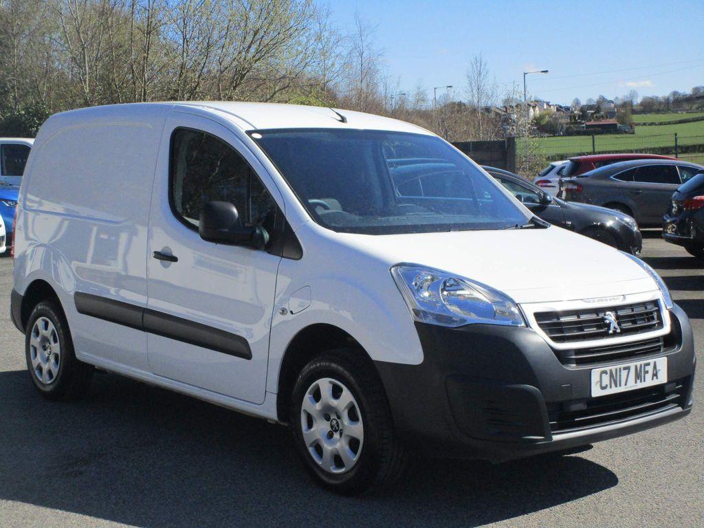 Peugeot Partner Panel Van E Electric SE 5dr