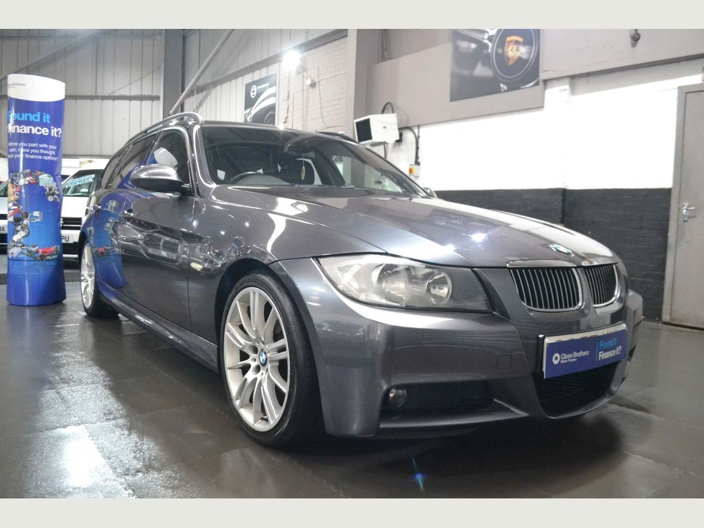 BMW 3 Series Estate 2.5 325i M Sport Touring 5dr