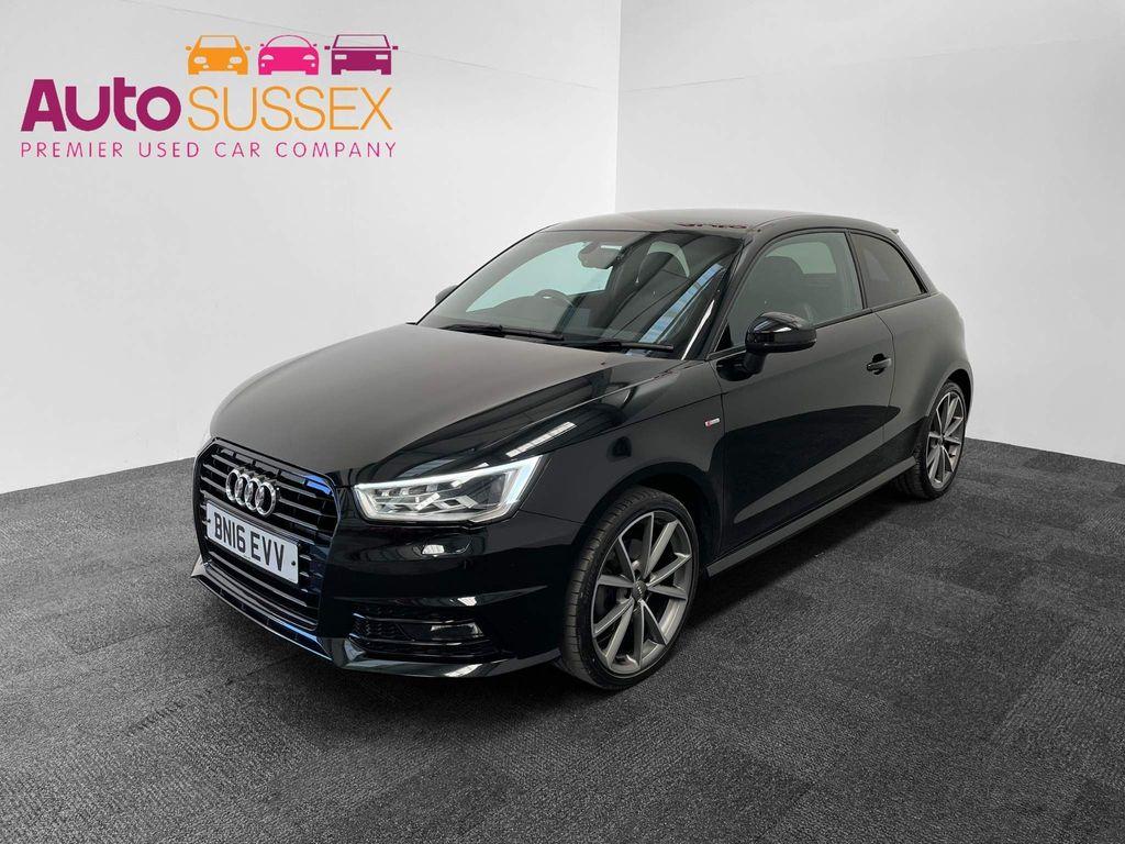 Audi A1 Hatchback 1.6 TDI Black Edition (s/s) 3dr
