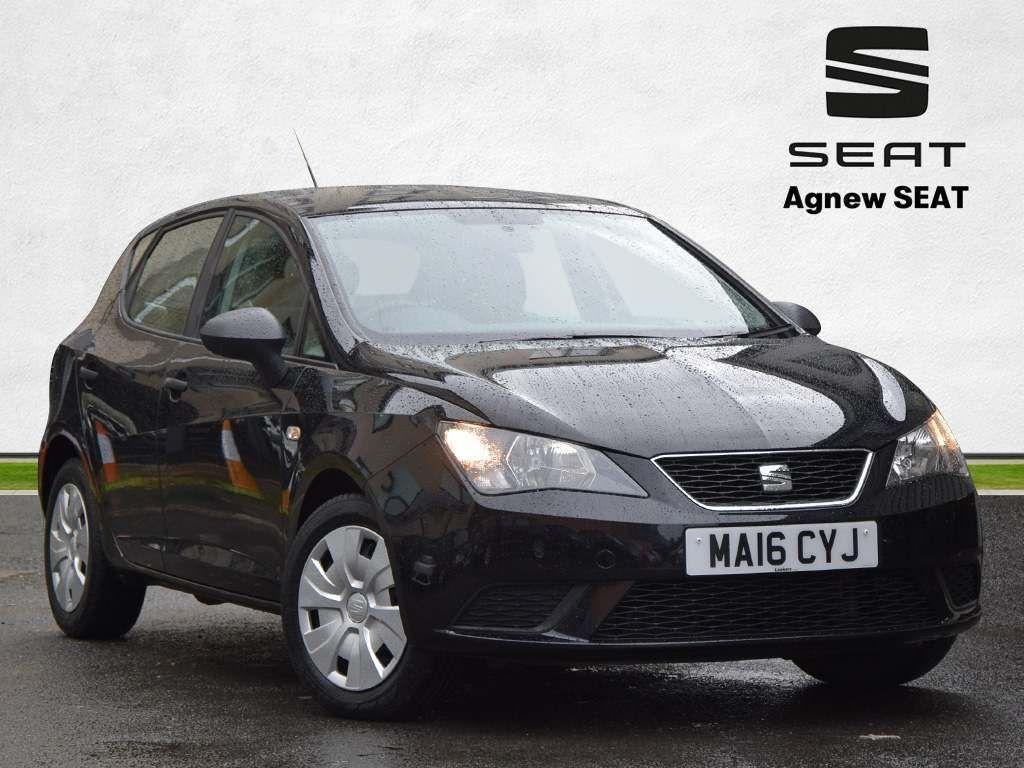 SEAT Ibiza Hatchback 1.0 S 5dr (a/c)