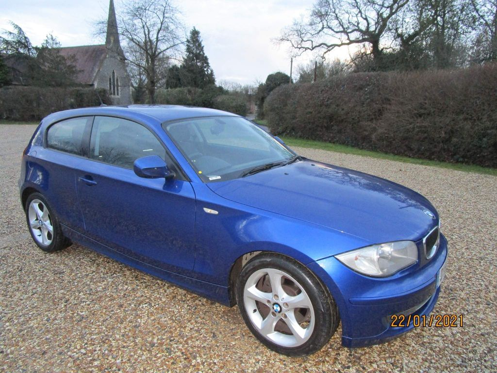 BMW 1 Series Hatchback 2.0 116i Sport 3dr