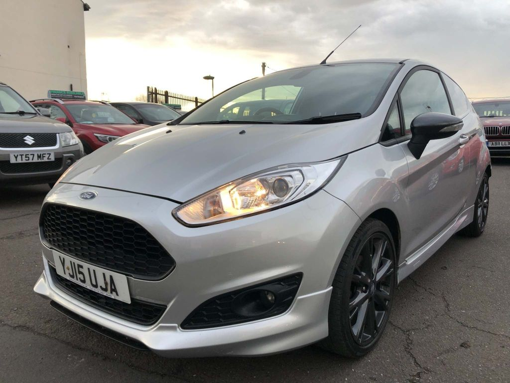 Ford Fiesta Other 1.5 TDCI Sport Panel Van 3dr