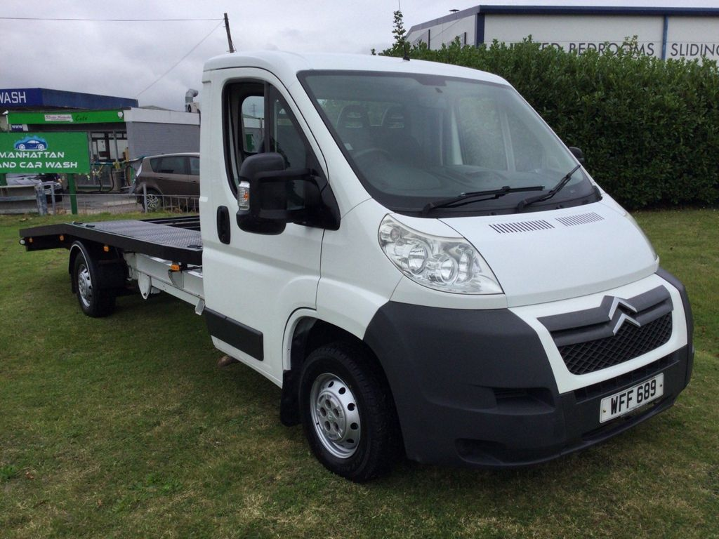 Citroen Relay Chassis Cab 2.2 HDi 35 L3 Chassis Cab LWB 2dr