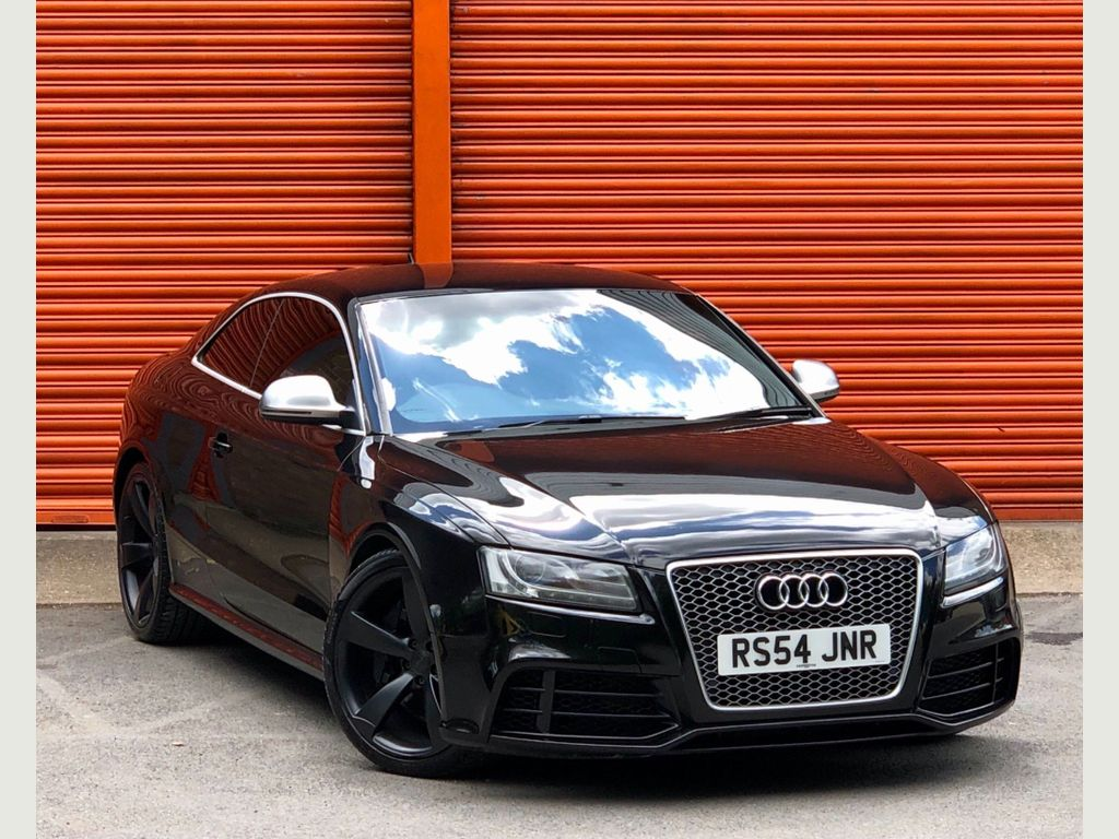 Audi RS5 Coupe 4.2 FSI V8 S Tronic quattro 2dr