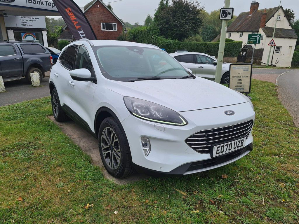 Ford Kuga SUV 1.5T EcoBoost Titanium First Edition (s/s) 5dr