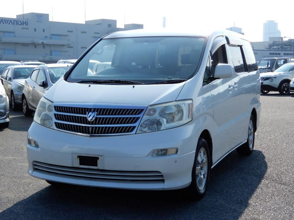 TOYOTA ALPHARD MPV {Edition unlisted}