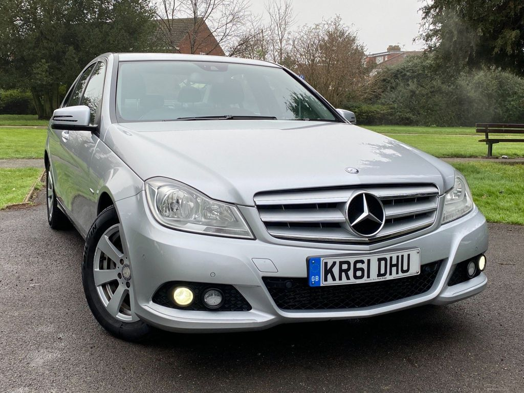 Mercedes-Benz C Class Saloon 1.8 C180 BlueEFFICIENCY SE Edition 125 7G-Tronic 4dr