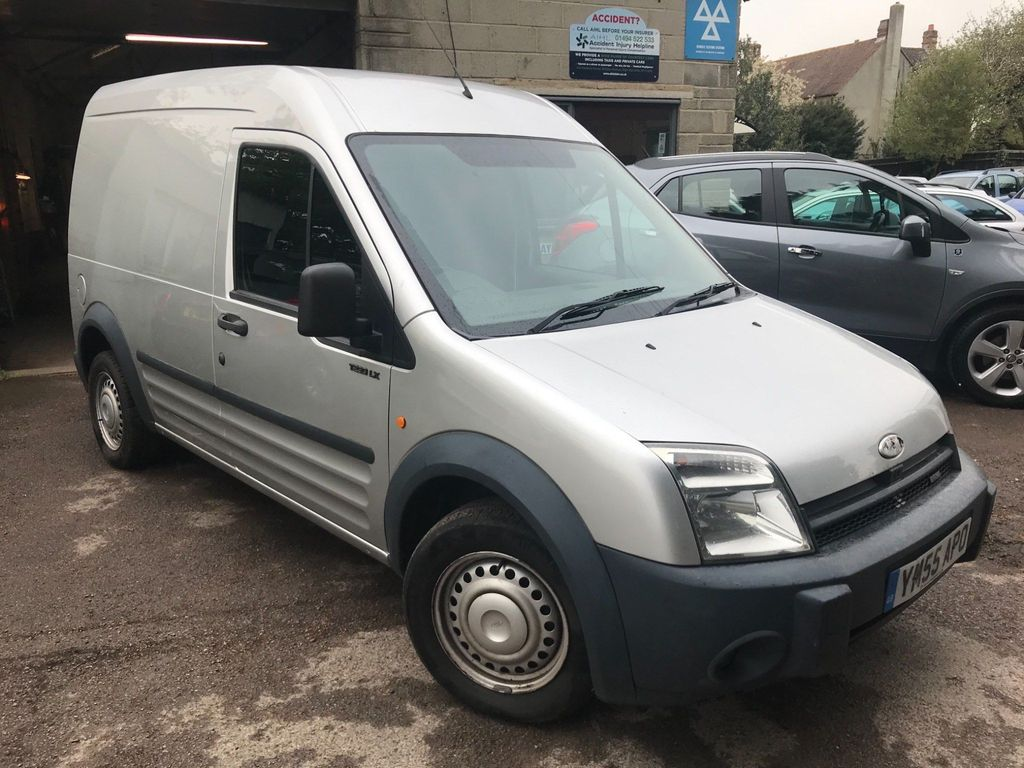 Ford Transit Connect Unlisted T230 LX
