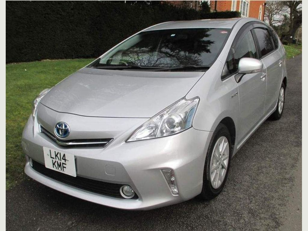 Toyota Prius+ Hatchback 1.8 VVT-h T Spirit CVT 5dr (7 Seats)