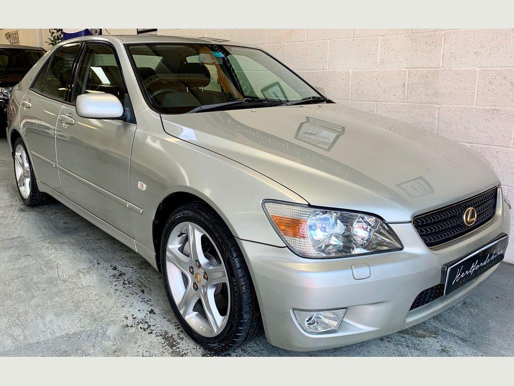 Lexus IS 200 Saloon 2.0 SE 4dr