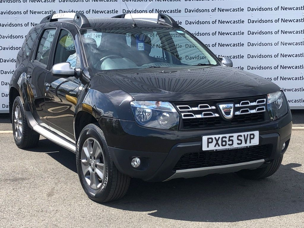 Dacia Duster SUV 1.5 dCi Laureate 4WD (s/s) 5dr