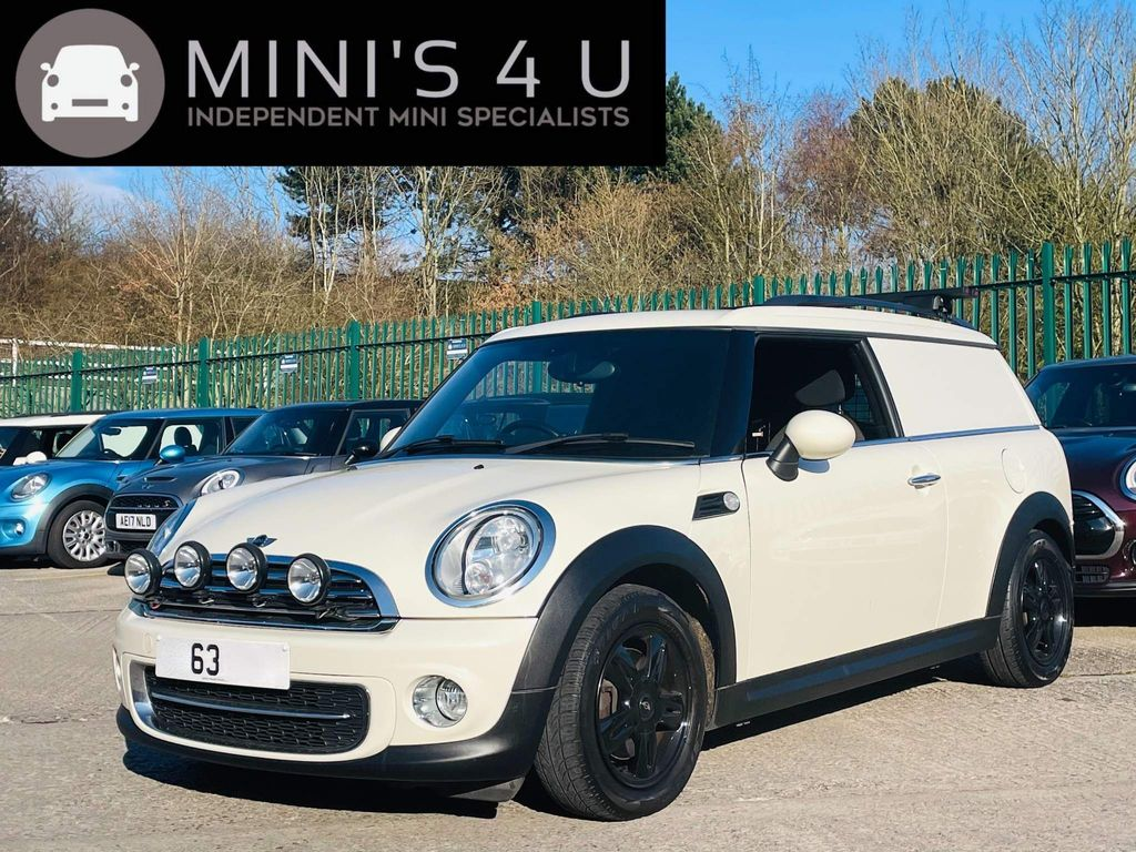 MINI Clubvan Other 1.6 Cooper D 5dr
