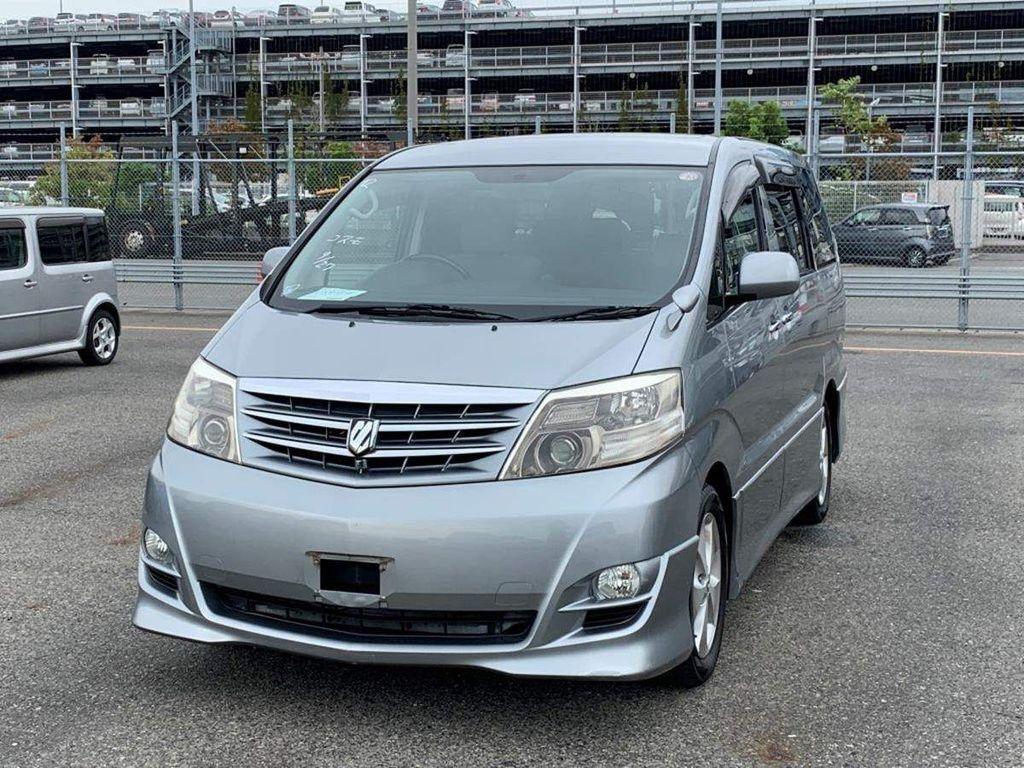 Toyota Alphard Unlisted
