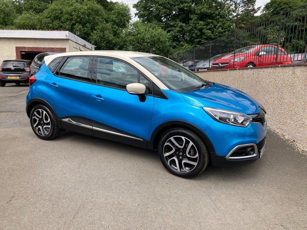 Renault Captur SUV 1.5 dCi ENERGY Dynamique MediaNav (s/s) 5dr