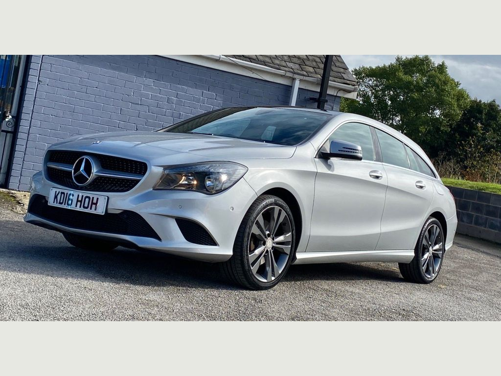 Mercedes-Benz CLA Class Estate 2.1 CLA200d Sport Shooting Brake 7G-DCT (s/s) 5dr